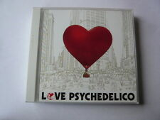 JAPAN VICTOR 2 DISC CD DVD LOVE PSYCHEDELICO GOLDEN GRAPEFRUIT RARE SET