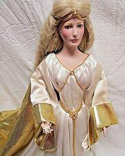 Franklin Mint Queen Galadriel Doll