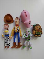 Toy Story Action Figures Lot Woody Jesse Buzz Disney/Pixar
