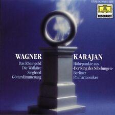 Wagner, Richard Der Ring des Nibelungen-Höhepunkte (DG, 1967-70) [CD]