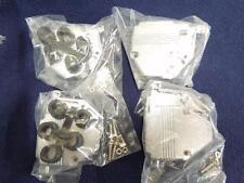 LOT OF 2 PAN PACIFIC DM-25C/GR METAL DIE CAST HOOD FOR DB25 w GROMMET