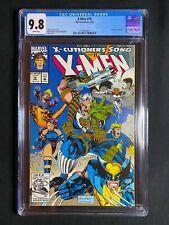 X-Men #16 CGC 9.8 (1993) - Poly bag removed