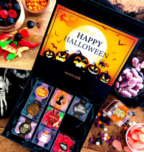 HALLOWEEN GIFT BOX - 9 CANDY CUBES