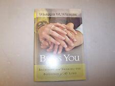 LOT OF 2 RELIGIOUS BOOKS BY WARREN WIERSBE