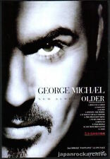 1996 George Michael Older Japan album promo press ad / photo advert / wham! g5r