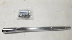 Indian axle kit wide glide front end motorcycle chrome NEW NOS Harley also ?