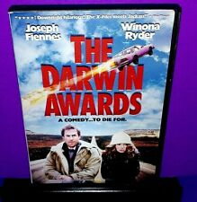 The Darwin Awards DVD Winona Ryder B578