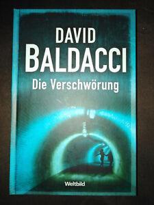 Die Verschwörung - David Baldacci