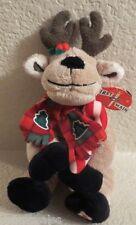 First & Main Musical Jingles the Reindeer