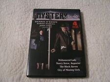 Mystery Classics Movies Dishonored Lady, Nancy Drew, Black Raven, City Missing G