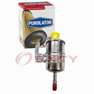 Purolator Fuel Filter for 2002-2004 Buick Rendezvous Gas Pump Line Air gh