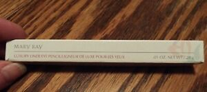 Mary Kay Eye Luxury Eyeliner Plum New In Package Discontinued