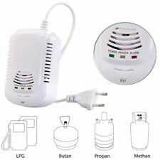 VisorTech Multi-Gasmelder für haushaltsübliche Gase, mit 3 Funktions-LEDs, 85 dB