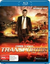 Transporter The Series Season 1 Blu-Ray (Region B) New & Sealed Complete First