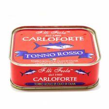Tonno Rosso   F.lli Feola   350 gr   Carloforte