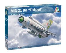 Italeri 1 72 1427 Avión a Reacción MiG-21 hasta ''fishbed''