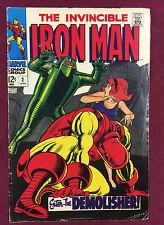 Iron Man #2 FN- Classic Shellhead  B@@yah!