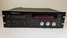TASCAM DA-30 Digital Audio Tape Deck Studio Audio Recorder for parts repair