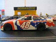 Scalextric-W8927 FORD TAURUS NASCAR Noir Essieu Arrière /& PIGNON-Neuf