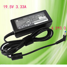 19.5V 3.33A 65W AC Adapter Charger Power for HP Pavilion 15 Series 4.5/3.0mm PSU
