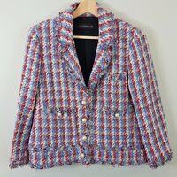 [ ZARA ] Womens Tweed Blazer / Jacket  | Size M or AU 12 or US 8