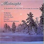 Various Artists - A Midnight Clear : All Time Christmas Favourites (cd 1998)
