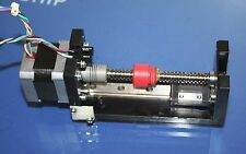 Acme Lead Screw THK Linear Slide Bearing/Block Vexta PX244-02AA Step Motor Kit