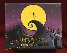 Jun Planning Disney Nightmare Before Christmas Jack & Zero Resin Photo Frame Nib