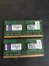 2 GB DDR3-RAM SO-DIMM PC3-8500S  'Kingston KVR1066D3S8S7/2G'