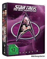 Star Trek: The Next Generation - Season 7 (Steelbook) + Star Trek Pin - NEU (978