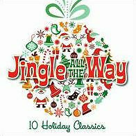 JINGLE ALL THE WAY / VARIOUS - CD - Sealed