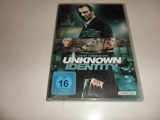 DVD  Unknown Identity