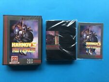 KARNOV'S REVENGE AES Neo Geo USA Genuine Version