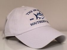 Southern Tide Big Fish Round Titile Hat Cap $30 NWT White M