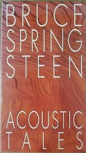 Bruce Springsteen – Acoustic Tales (2CD Box Set 1993)  **EXC COND**  RARE&OOP!!