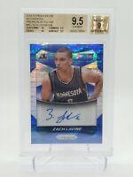 2014-15 Zach Lavine Panini Prizm Blue Pulsar Rookie Autograph #/249 BGS 9.5 True