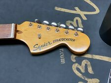 NEW Fender Squier Classic Vibe 70s Stratocaster NECK W/ TUNING PEGS