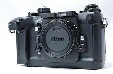 Nikon F4 35mm SLR Film Camera Body Only  SN2310930