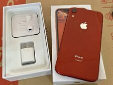 USED Apple iPhone XR 64GB Red - Factory Unlocked, Complete