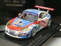 Minichamps Porsche 911 GT3 RSR, Spa 2005, #66, 400 056466 - 1/43
