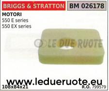 ARIA-FILTRO di spugna per BRIGGS /& STRATTON SPRINT QUATTRO 550 550e 550ex 575