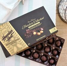 Hawaiian Host Premium Chocolate Covered Macadamias ~ Founder's Collection