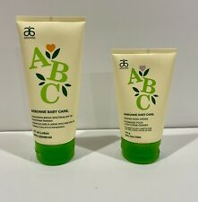 New Arbonne Baby Care Sunscreen and Diaper Rash Creme