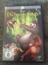 Das Dschungelbuch-Walt Disney--DVD-FSK 0-guter Zustand !
