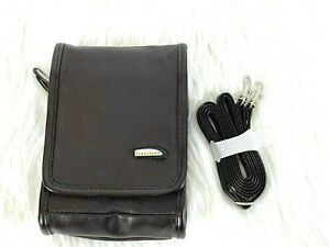 New Travelon Travel Easier Crossbody Bag Wallet Organizer Travel Purse Brown