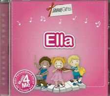 PERSONALISED SONGS AND STORIES FOR KIDS CD - ELLA