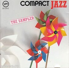 COMPACT JAZZ The Sampler CD