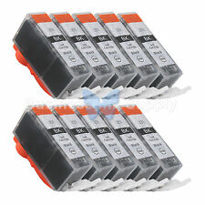 10 PGI-225 BLACK Ink for Canon Printer PIXMA MX712 MX882 MX892 iP4820 PGI-225BK