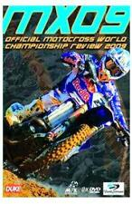 MX09- OFFICIAL MOTOCROSS WORLD CHAMPIONSHIP 2009 - 2DVD - FREE POST IN UK