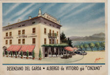 "#DESENZANO DEL GARDA: ALBERGO DA VITTORIO GIA' ""CINZANO"""